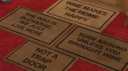 Supersize Steals and Deals: Funny doormats, Portolano gloves, more
