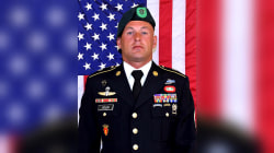 Pentagon releases name of U.S. soldier killed in Afghanistan