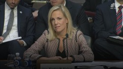 'I did not hear that word used', DHS Secy. on s***hole comment