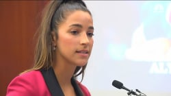 USA Olympian Aly Raisman to Larry Nassar: 'You are nothing'