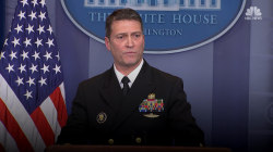 Dr. Ronny Jackson on Trump's physical: He requested cognitive assessment