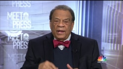 Civil Rights Leader on Trump: 'All men sin' but everyone is redeemable