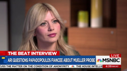 Fiancée of guilty aide rebuts Trump: Mueller probe not a witch hunt