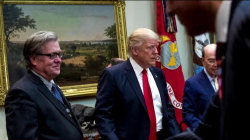 Bannon subpoenaed by Mueller and House Intel Committee