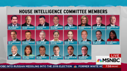 Possible House Intel Fusion testimony release