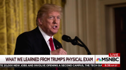 Joe: WH doc's update on Trump's health is shameful