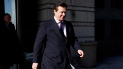 Manafort files lawsuit against Mueller, Rosenstein and DOJ
