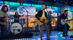 Watch Lanco perform 'Greatest Love Story' live on TODAY