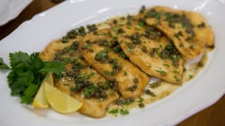 Make chicken piccata and garlic broccolini: Delicious (and healthy too)