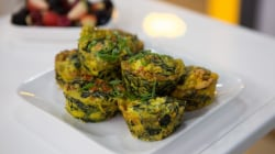 Quiche muffins, coffee-rubbed steak: Kick start your metabolism with these healthy meals