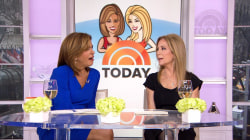 See how Kathie Lee Gifford looked when she was a cheerleader
