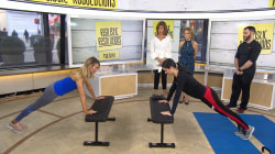 Easy exercise moves to help you get fit for spring