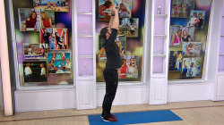 Learn a 5-minute morning stretch that will start your day off right