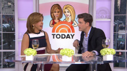 Why Hoda Kotb hides her smartphone in her Tupperware