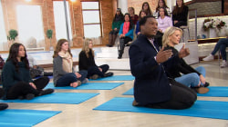 Try this 90-second meditation exercise along with Megyn Kelly