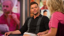Ricky Martin talks about his role in Versace 'Crime Story' on FX