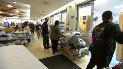 Flu season appears to be peaking, CDC says