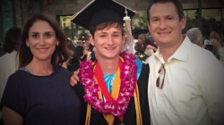 Parents of murdered UPenn student Blaze Bernstein speak out