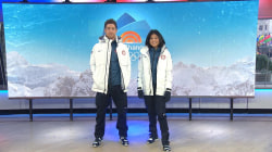 Team USA Olympic podium outfits revealed on TODAY