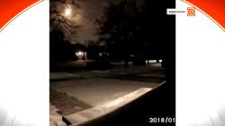 Meteor lights up social media as well as Michigan sky