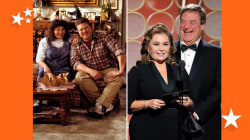 Golden Globes reunions: 'Thelma and Louise,' 'Roseanne' stars