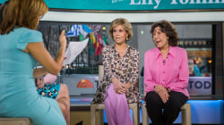Jane Fonda and Lily Tomlin on 'Grace and Frankie,' friendship, female equality