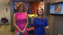 Big-letter Bananagrams, New Orleans Saints: KLG and Hoda's Favorite Things