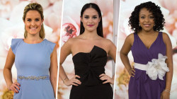 Vote for which outfit the bridesmaids should wear in live TODAY wedding