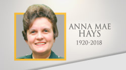 Life well lived: Anna Mae Hays, first female general in US military, dies at 97