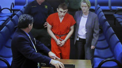 Watch Florida school shooting suspect face judge in court