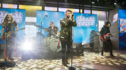 See country singer Dylan Scott perform 'Hooked' live on TODAY