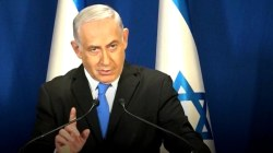 Netanyahu reacts to police allegations of bribery