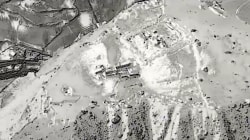 B-52 destroys Taliban training camp defenses in Afghanistan