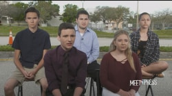 'How many more students are going to have to die?' ask Parkland High School students