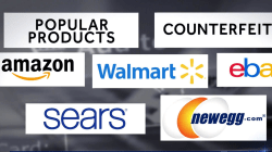 Counterfeit products are being sold on some America's top online retailers, investigation finds