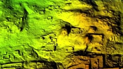 Lasers on planes used to reveal massive complex of Mayan ruins