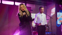 Watch Liam Payne and Rita Ora perform 'For You' from 'Fifty Shades Freed'