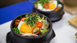 Make beef and vegetable bibimbap: A zesty taste of South Korea