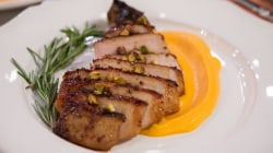 Chef Ryan Scott makes maple glazed pork chops