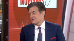 Dr. Oz talks heart disease and reveals TODAY anchors' blood pressure