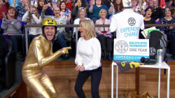 Megyn Kelly audience members receive a 1-year Gold Membership to Gold's Gym