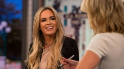 Teddi Mellencamp talks about 'Real Housewives of Beverly Hills'