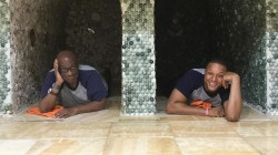 Craig Melvin and Al Roker visit a traditional South Korean spa