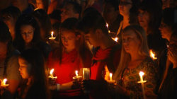 TODAY's headlines: Florida school shooting vigil, suspect in court