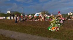 Teachers return to Stoneman Douglas High School for 1st time since Parkland shooting
