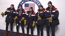 See Team USA get suited up in their official Olympic outfits