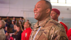 Al Roker and Craig Melvin visit US troops in South Korea