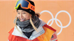Snowboarder Chloe Kim gets ice cream advice from TODAY viewers