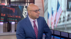 Stock market 'is taking a breather,' Ali Velshi says