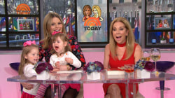 Jenna Bush Hager's adorable kids steal the show